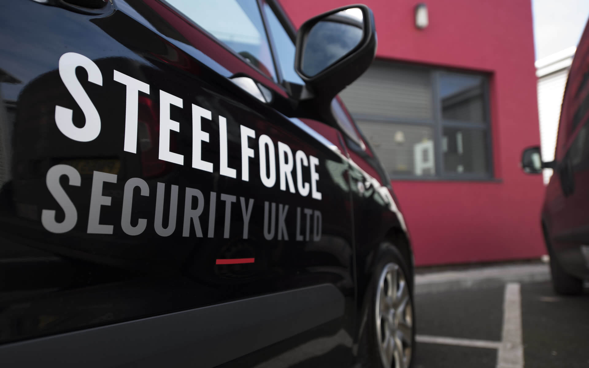 Steelforce Security Fleet